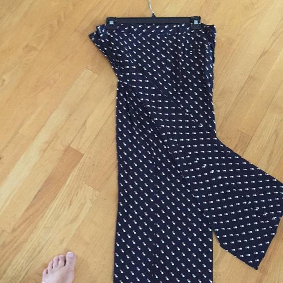 Ann Taylor Pants - Wide leg pants